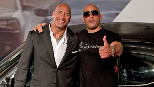 Vin Diesel y Dwayne Johnson confirman su regreso en 'Fast and Furious 9'