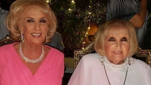 Triste noticia: murió Goldie, la hermana de Mirtha Legrand